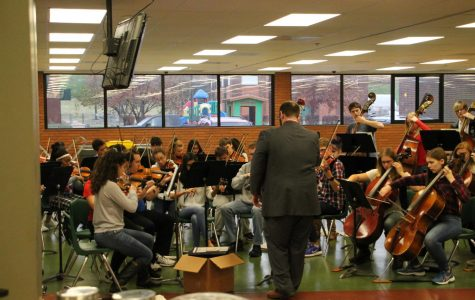 Five students selected to All-Suburban Orchestra, two picked as alternates
