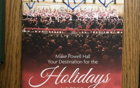 Pattonville Chamber Choir to sing in Mercy Holiday Celebration concert