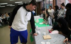 Juniors rewarded for good attendance, get free ice cream at lunch