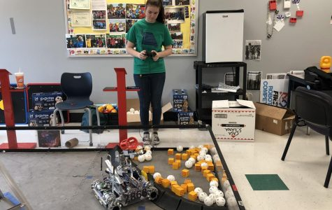 Robotics Club hosts FIRST FTC meet on Saturday, Jan. 26.