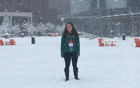 Thespian Troupe gets snowed in when at state conference