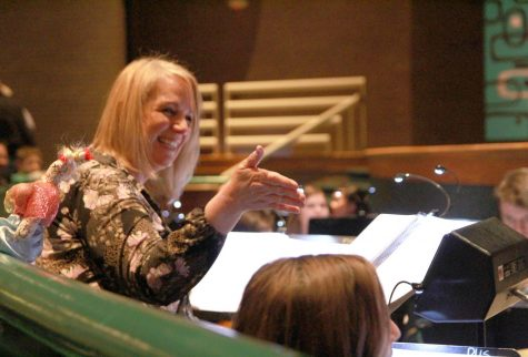 Deutschmann conducts musical for the final time, will retire at end of the year