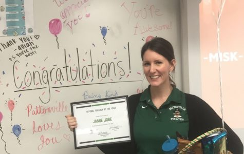 "Jobe selected as ""Be Cool Campaign"" staff winner"