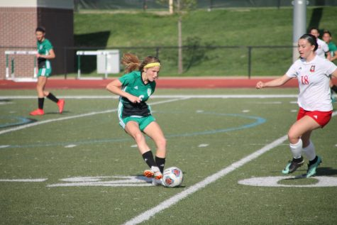Varsity girls' soccer cleans up at Peyton's Pals Tourney