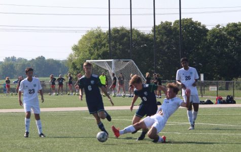 Starting Goals of Boys' Soccer