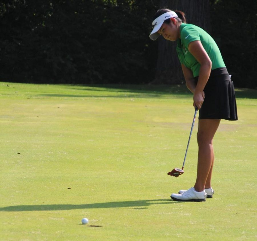 St.+Ann+Golf+Course+hosted+the+match+between+Pattonville+and+Ritenour+on+September+19.
