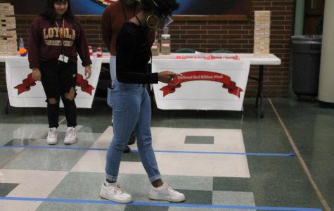 Counselors Raise Awareness with Simulation