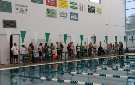 A Year for the Record Books: Boys' Swimming Breaks Three