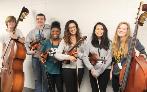 In Perfect Harmony – Students Win Seats in All-Suburban Orchestra