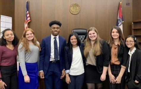 Objection! Mock Trial Wins Defense Case