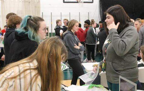 PHS Hosts Eighth Grade Activities Fair