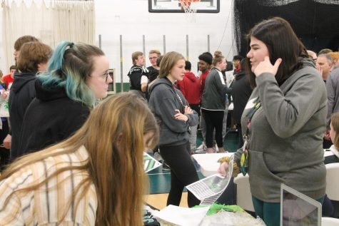 Key Club Hosts the Semi-Annual PHS Blood Drive