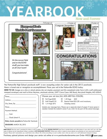 Seniors ads are on sale now