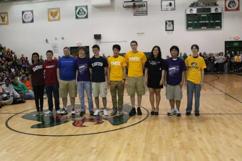 Senior top 10 assembly