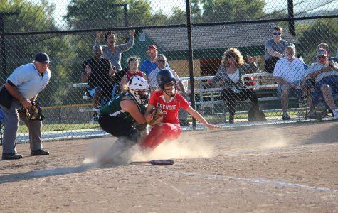 SLIDESHOW JV Softball vs Kirkwood, 10/8/13