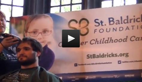 St. Baldrick's helps raise childhood cancer awareness