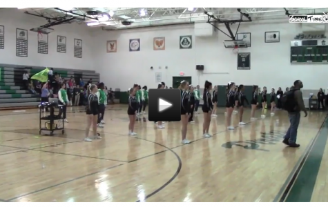 VIDEO 8th Grade Assembly and Activities Fair