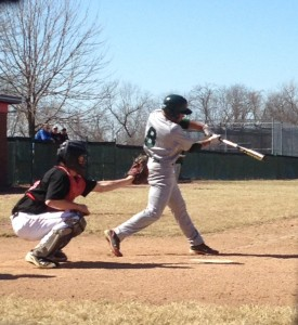 PHS baseball players are hoping for clear weather for the rest of the spring season.