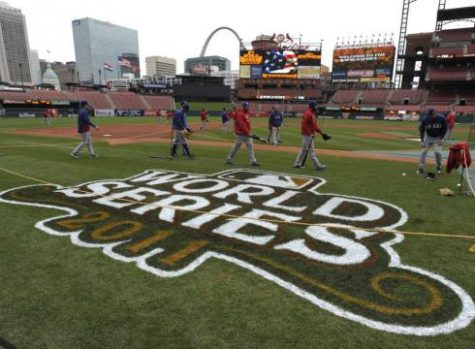 In St. Louis, The Boys of Fall play baseball