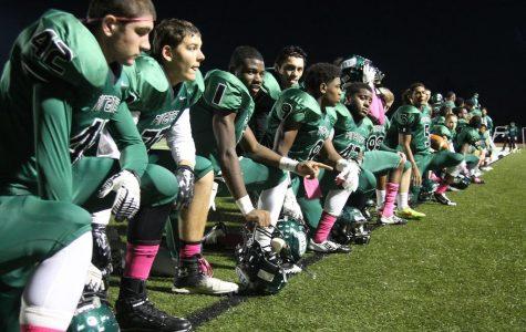 SLIDESHOW Varsity Football vs. Mehlville