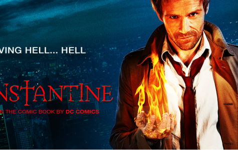 NBC's Hellblazer adaptation is titled Constantine