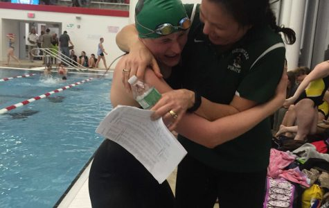 Julianna Basler qualifies for state in 50-yard freestyle