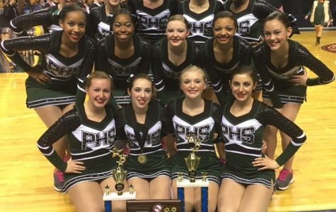 VIDEO Varsity Drill Team recaps its State competition