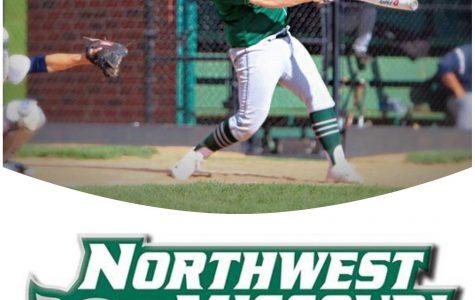White commits to play baseball at Northwest Missouri State