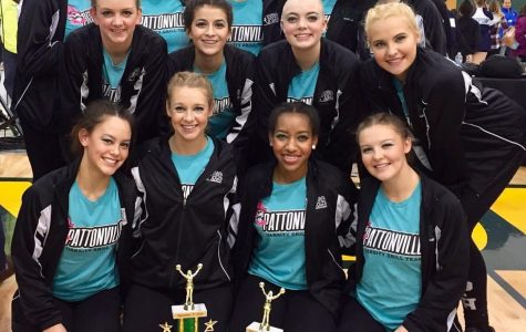 VDT earns 1st place in hip hop, 3rd in pom at Lindbergh Invitational