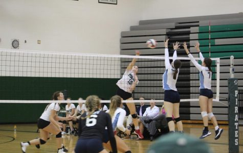 Pattonville girls volleyball takes on tough tournament