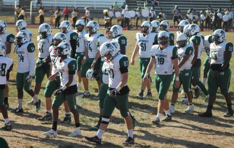 SLIDESHOW Pattonville varsity football defeated by Hazelwood Central in overtime