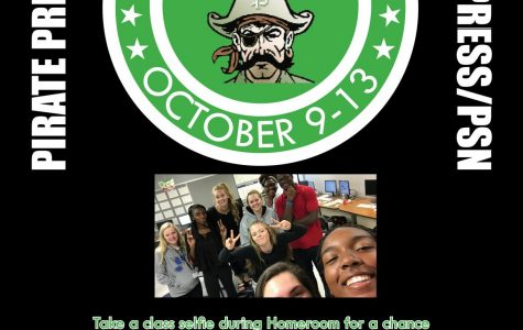 Vote now for the #phsSPIRIT class selfie winner