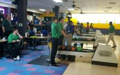 Pattonville bowling faces off against itself in league play