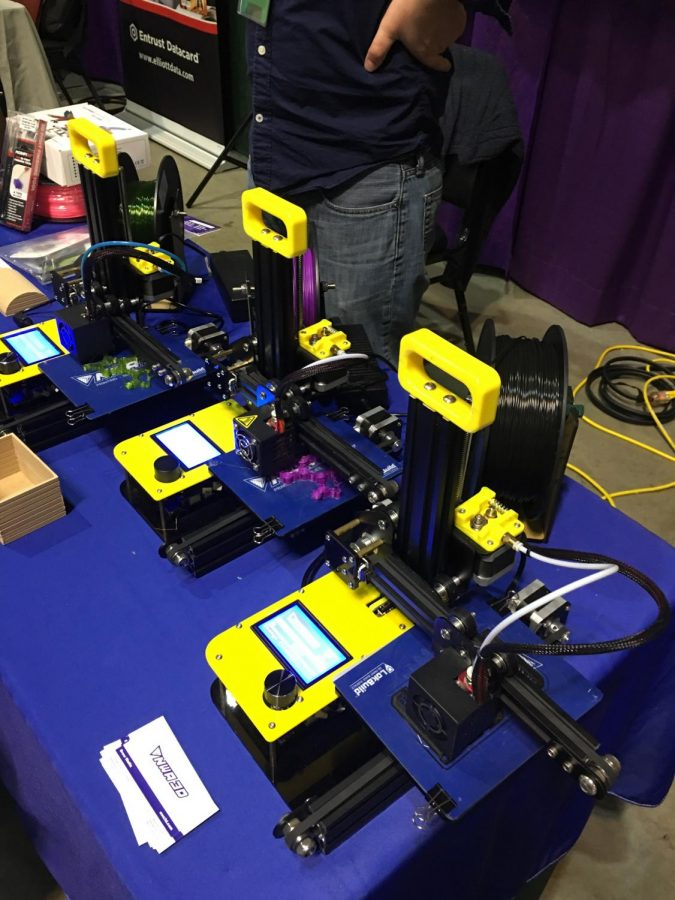 A new world into 3D printing is introduced at #METC18