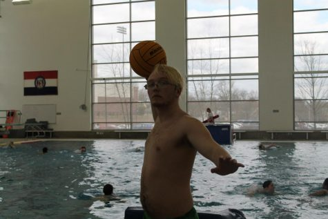 Q&A with varsity water polo player Austin Brower