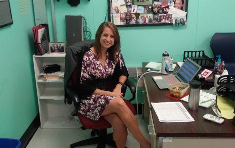 Meet new department leader: Ms. Shelley Christian