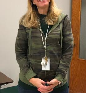 Meet new teacher: Ms. Robyn West