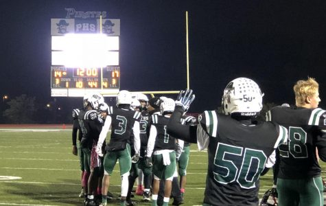 Pattonville plays DeSmet Jesuit in the District semifinals