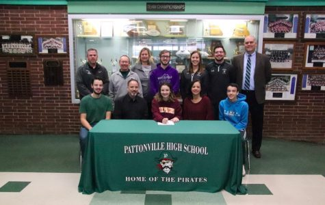 Reese signs to play volleyball at Stephens College
