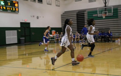 Girls' basketball remains undefeated behind Danfort's 24 points