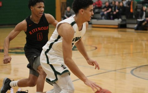 Pattonville boys' basketball loses league match-up against Eureka