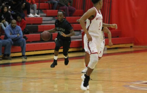 Pattonville boys' basketball wins away from home
