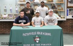 INTERACTIVE Student-athletes sign to play sports in college