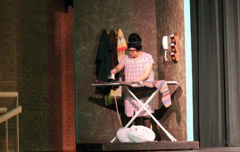 McCormick puts on heels and stars in Hairspray as Edna Turnblad