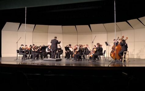 Orchestra students qualify for State competition