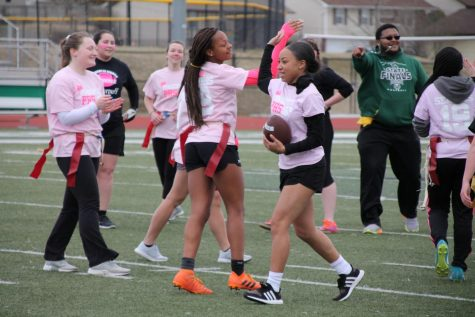 Powderpuff's warm welcome isn't supported by this year's players
