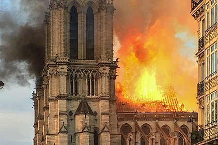 Notre Dame fire: How will this affect Pattonville's trip to Paris?