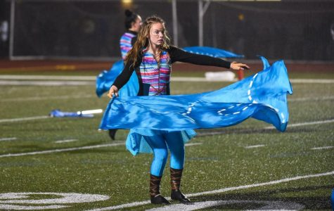 Color Guard team named after tryouts