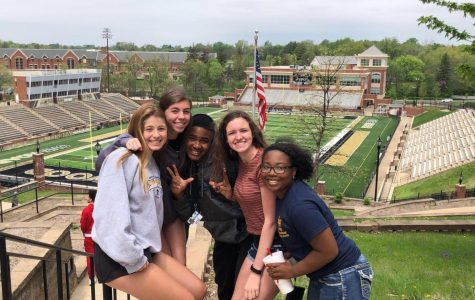 Sports Medicine class visits Lindenwood