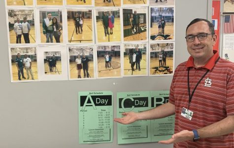 Teachers feel honored to be selected for Renaissance games by student-athletes